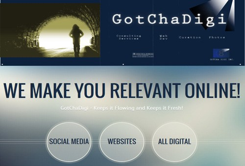 CONNECT with GotChaDigi MAKE YOU RELEVANT ONLINE KEEP